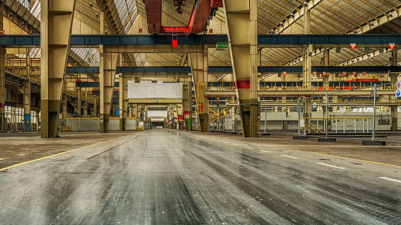 Fabrika İç Görüntüsü