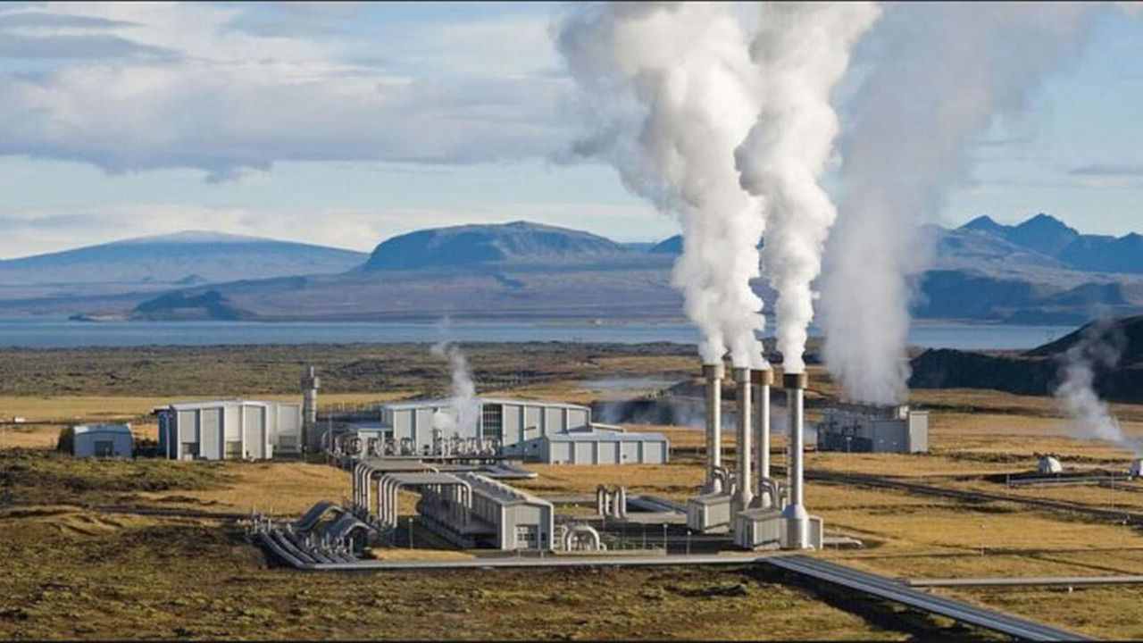 Jeotermal Enerji Tesisi