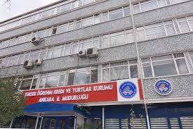 Ankara KYK İl Müdürlüğü