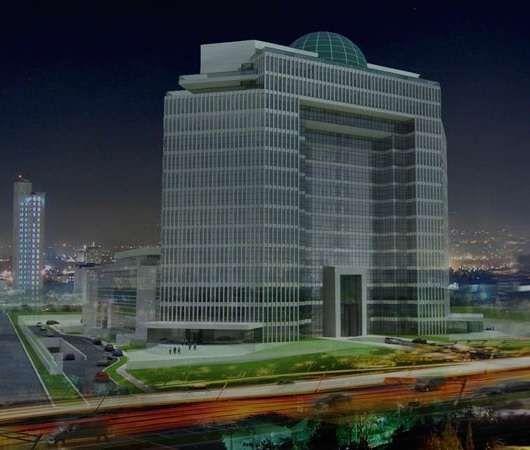 Bilgi Teknolojileri ve İletişim Kurumu Hizmet Binası