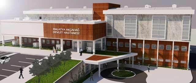Malatya Akçadağ Devlet Hastanesi