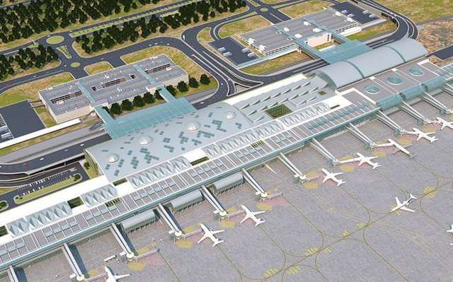 TAV Adnan Menderes Havalimanı